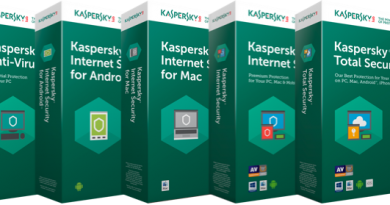 Advise from Kaspersky on Ransomware