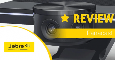 Review: Jabra Panacast – Intelligent 4K Plug-and-Play Video